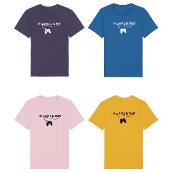 Gamerdad - T-skjorte - Bolk