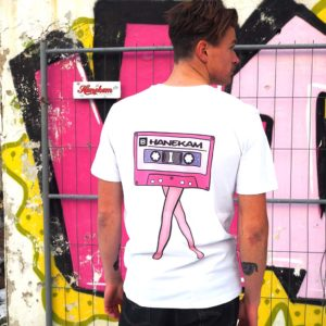 Hanekam - Bibbislegs - T-skjorte