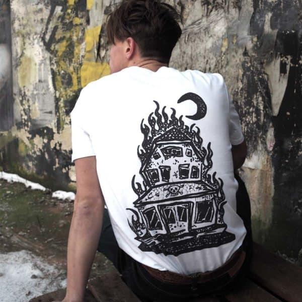 Hanekam - Drink up - T-skjorte