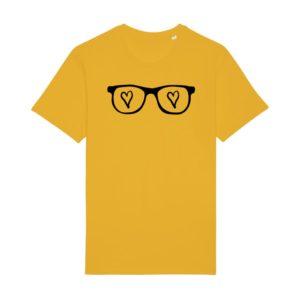 Hjertebrille - T-skjorte