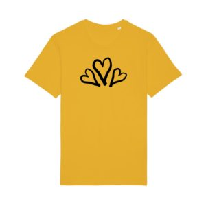 Hjerter - T-skjorte