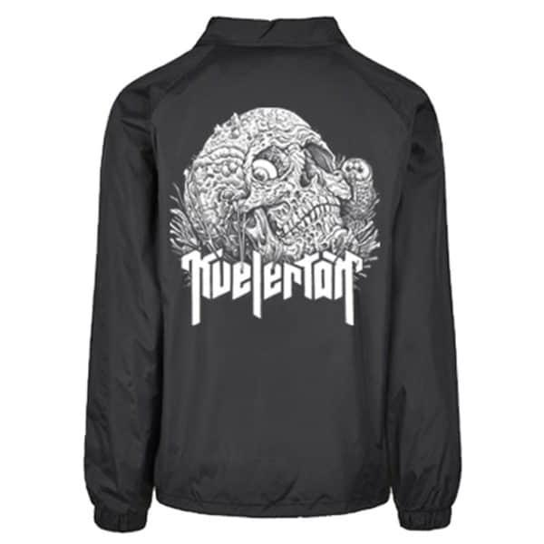 Kvelertak - Coach jacket - Back