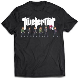 Kvelertak - Game - T-skjorte