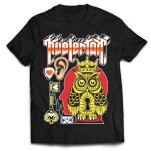 Kvelertak - King owl - T-skjorte