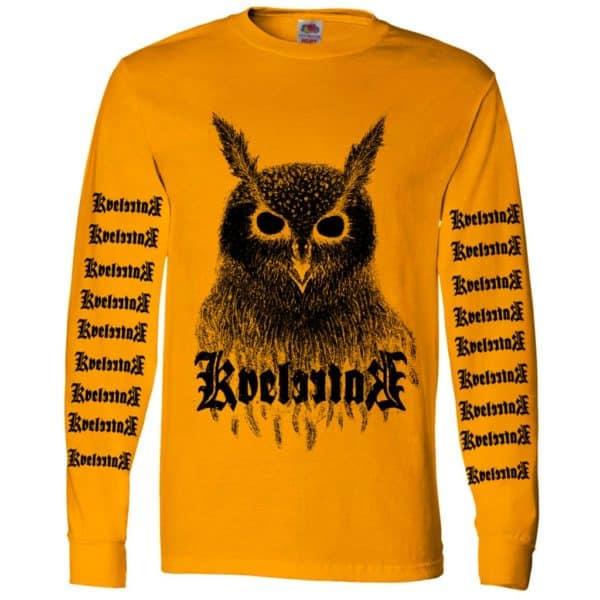 Kvelertak - Owl - Longsleeve