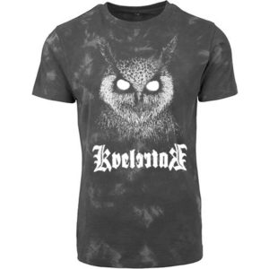 Kvelertak - Tie Dye - Owl - T-skjorte