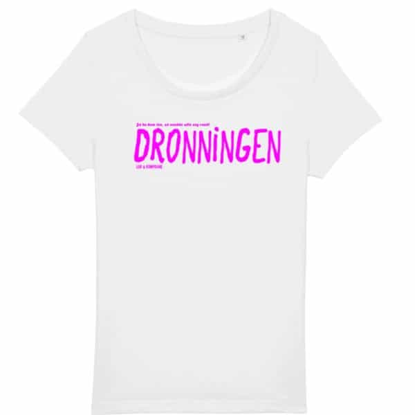 Leif & Kompisane - Dronningen - T-skjorte