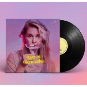 Luli - Bare et menneske - LP
