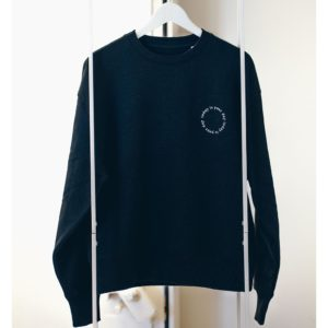 Martine Halvorsen - Today is your day - Crewneck