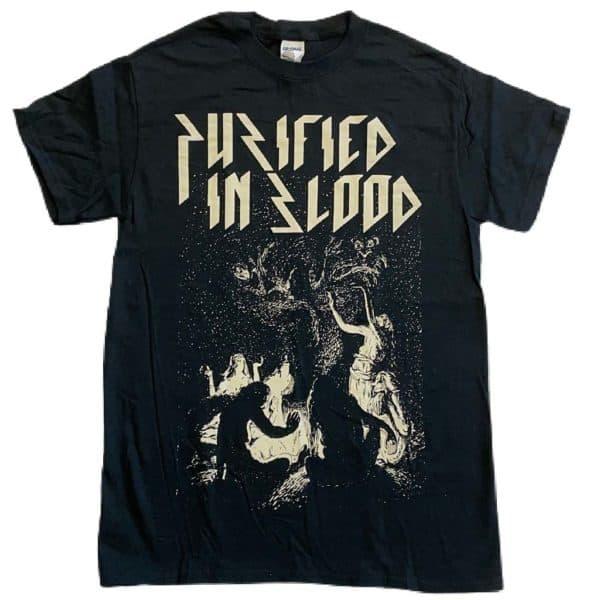 Purified in Blood - Moe - T-skjorte