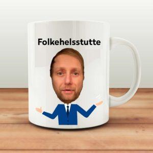 Rune Bjerga - Folkehelsstutte - Kopp