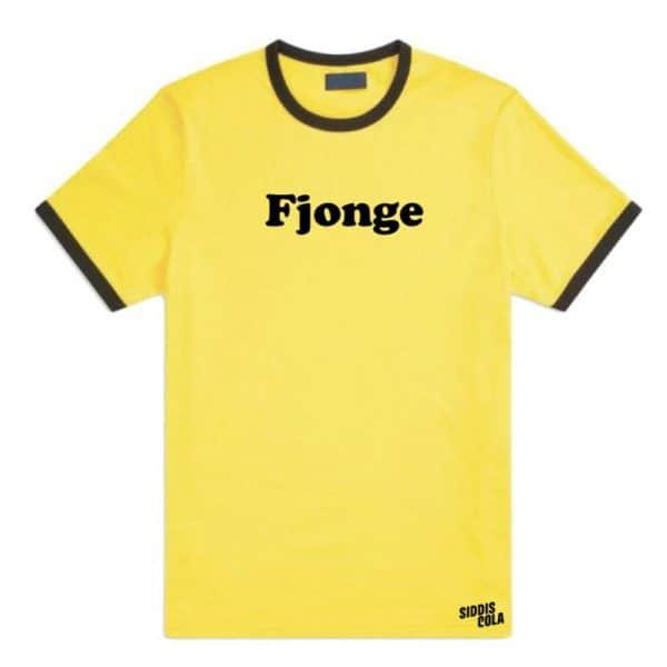 Siddis Cola - Fjonge - T-skjorte