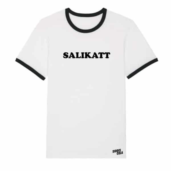 Siddis Cola - Salikatt - T-skjorte