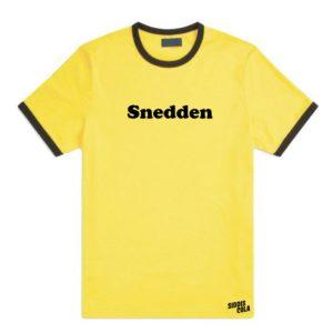 Siddis Cola - Snedden - T-skjorte