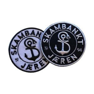 Skambankt - Patches - Ny logo