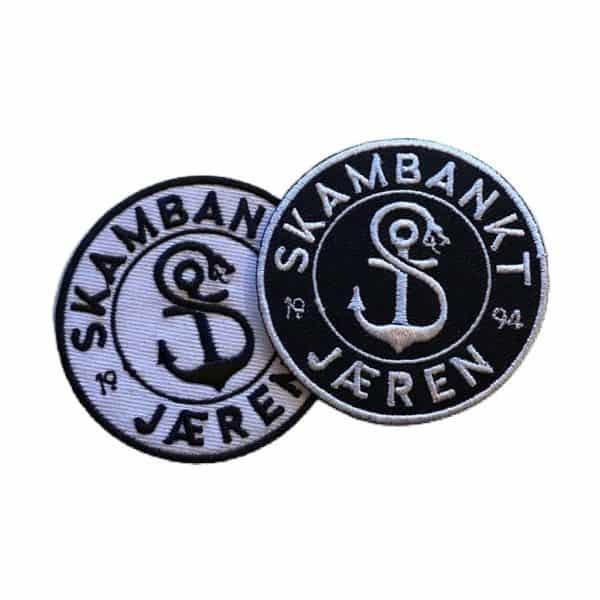 Skambankt - Patches - Ny logo