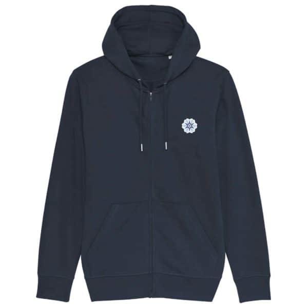 TRINT - Zip hoodie - Front