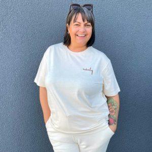 Yummymummy - Naturlig - T-skjorte